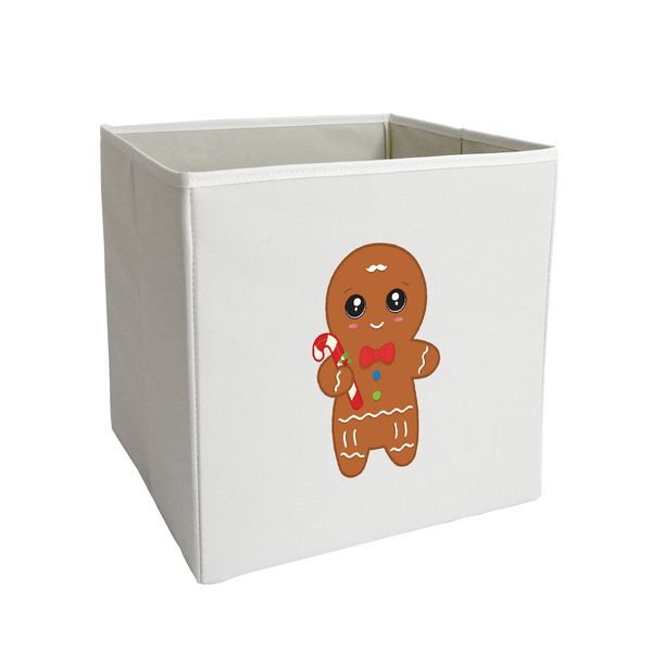 Mr. Gingerbread Storage Bin