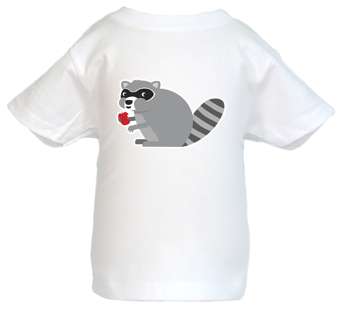 1363b98fd3 Hungry Raccoon T-Shirt