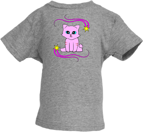 Rose - The Starry Kitty T-Shirt