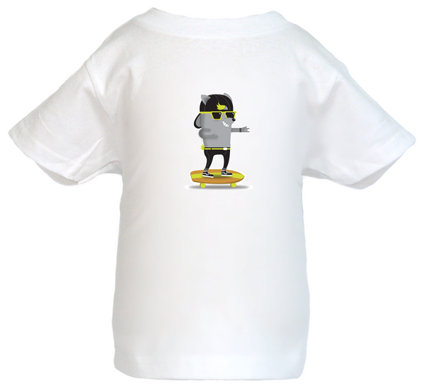 Skate with the Flow T-Shirt