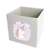 Magical unicorn Storage Bin