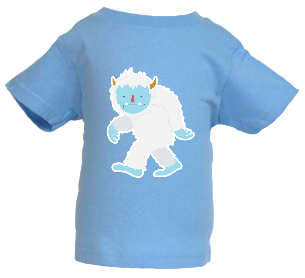 Friendly Yeti T-Shirt