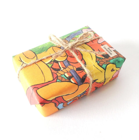 Anoint Lotion Bar - Upcycled Kids Book Wrapping