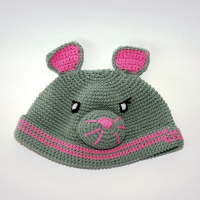 Bali Beanies Mouse Hat