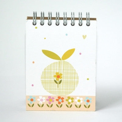 Apples mini notepad