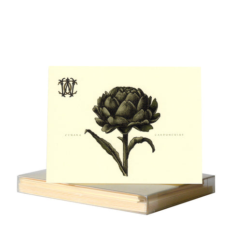 Artichoke Notecards