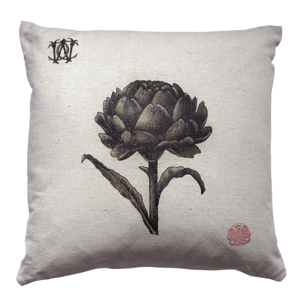 Artichoke Pillow
