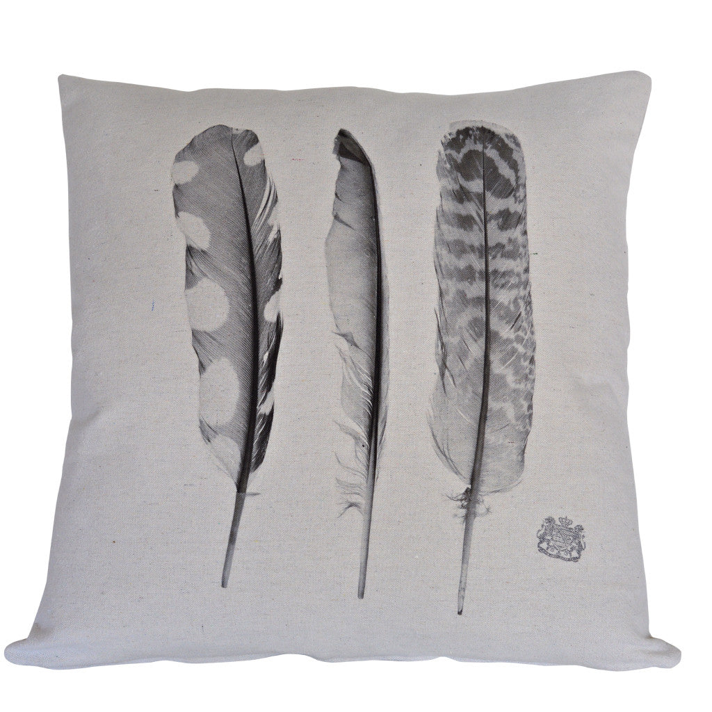 Feather Pillow - Trio I