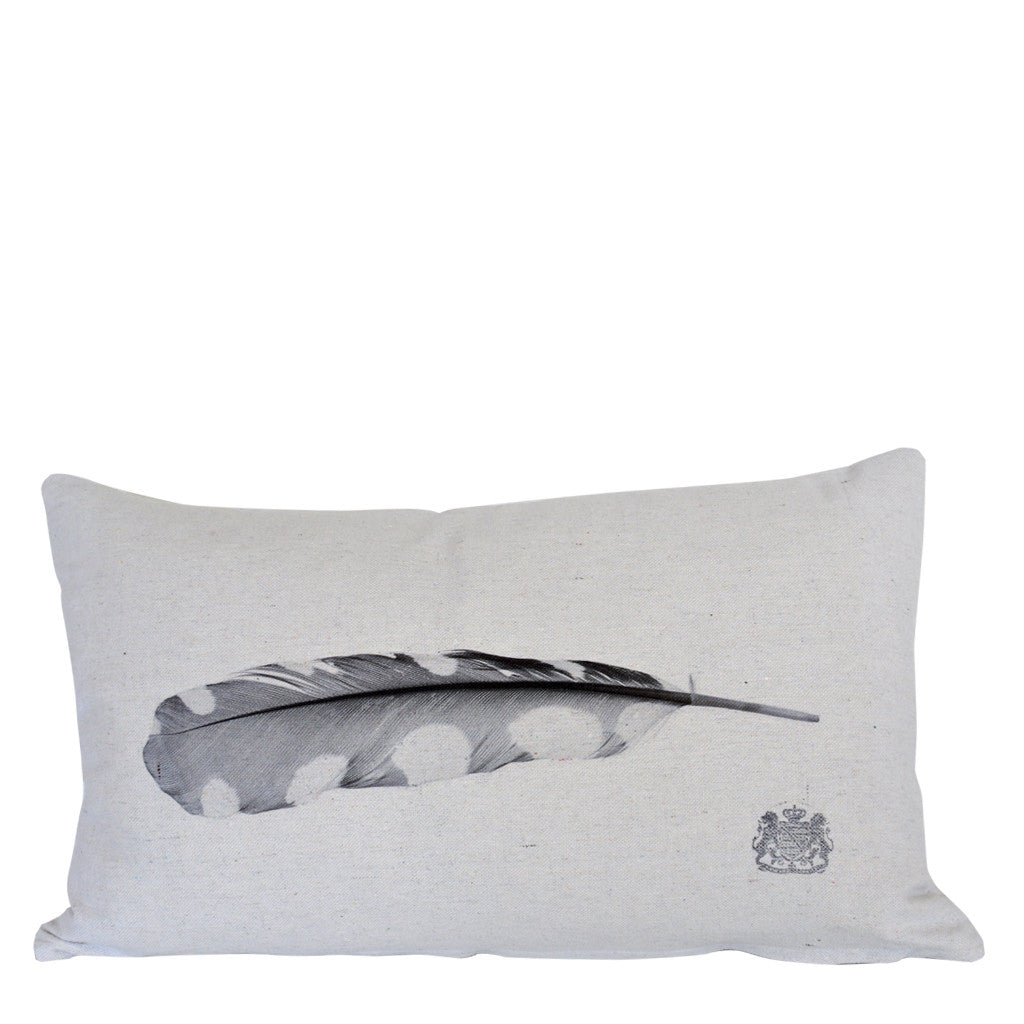 Feather Pillow - Lumbar II