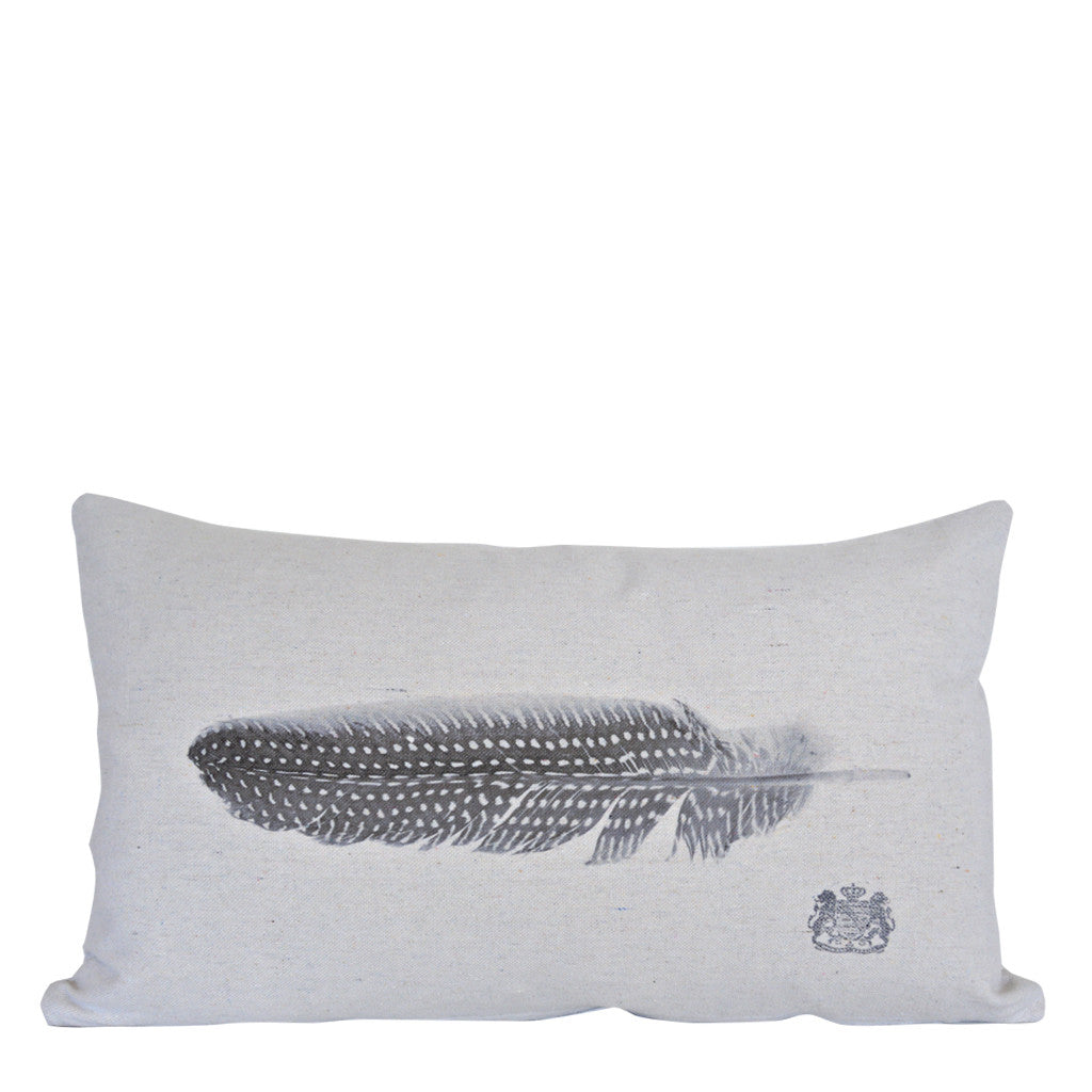 Feather Pillow - Lumbar III