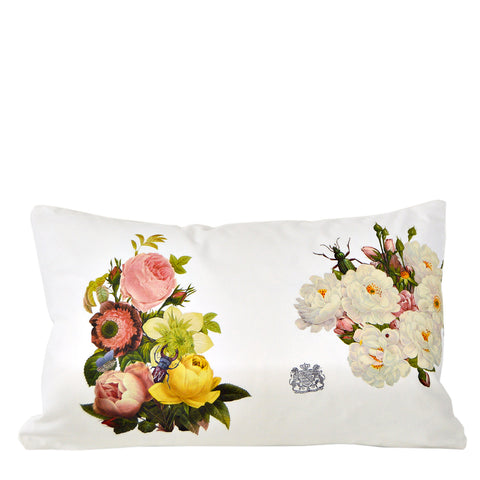 Roses - Lumbar Pillow