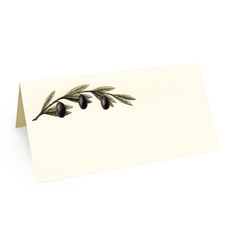 Olive Branch Placecards
