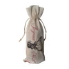 Joyeux noel winebag by Whim & Caprice