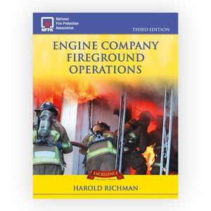 Jones & Bartlett: Engine Company Fireground Operations-Third Edition