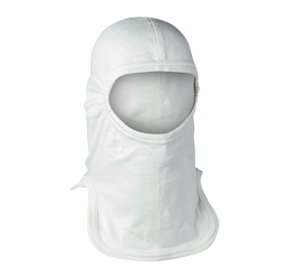 Majestic Fire Apparel White PAC IA Nomex Blend Firefighting Hood