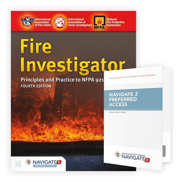Jones & Bartlett: Fire Investigator - Fourth Edition