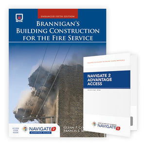 Jones and Bartlett: Brannigan's Building Construction for the Fire Service, Fifth Edition