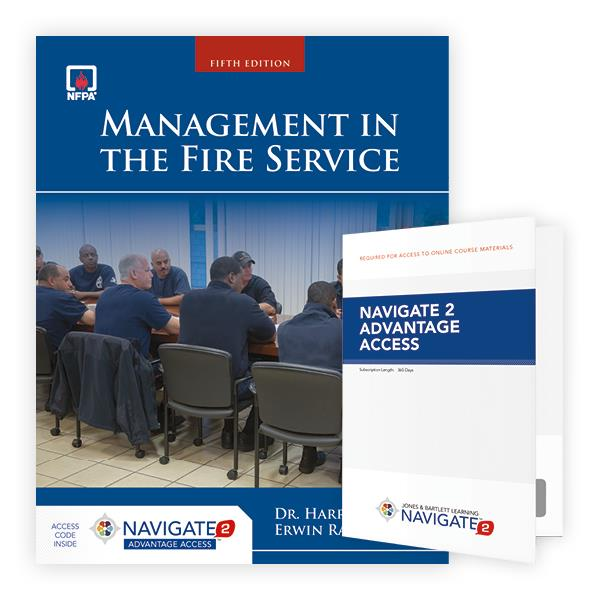 Jones & Bartlett: Management in the Fire Service Fifth Edition