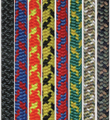Sterling Rope: 6mm Accessory Cord Assorted
