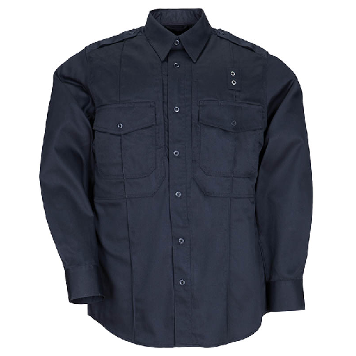 5.11 Tactical: Men's Long Sleeve Twill PDU Class B Shirt