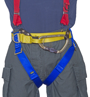 Gemtor: 546NYC Series Class II Fire Service Harness