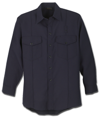 Workrite Uniform: 4.5 OZ. Nomex IIIA Long-Sleeve Firefighter Shirt