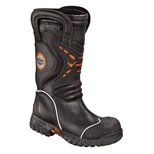 "Thorogood:  14"" Knockdown Elite Structural Bunker Boot"