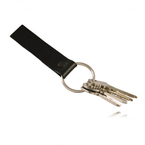 Boston Leather: Zipper Pull Rectangular