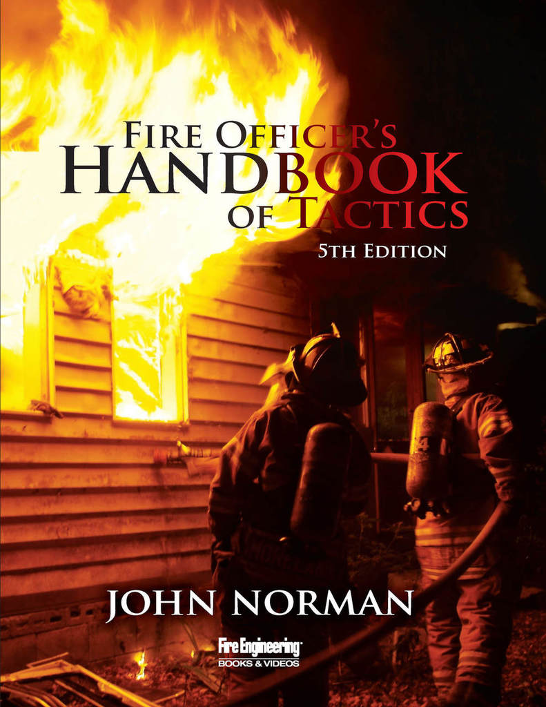 Fire Engineering Books: Fire Officer's Handbook of Tactics, 5th Edition