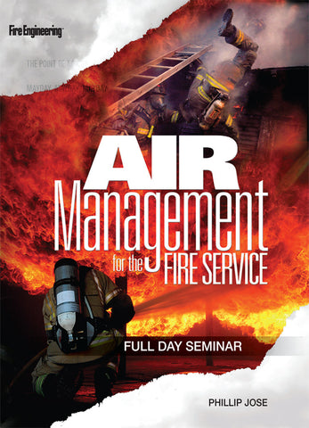 Fire Engineering Books: Air Management for the Fire Service - Full Day Seminar