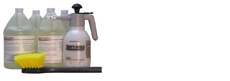 Shield Solutions: Aluminum & Metal Cleaner - Standard Kit