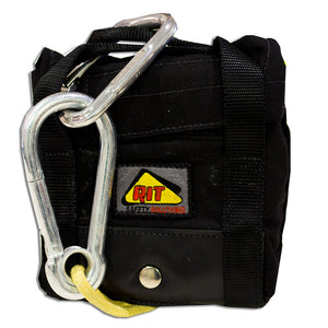 RIT Safety Solutions: Retractable Search Line w/6MM Kevlar/Polyester Rope