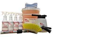 Shield Solutions: Cleaning Kit - DELUXE