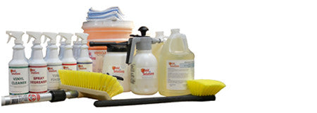 Shield Solutions: Cleaning Kit - PREMIUM