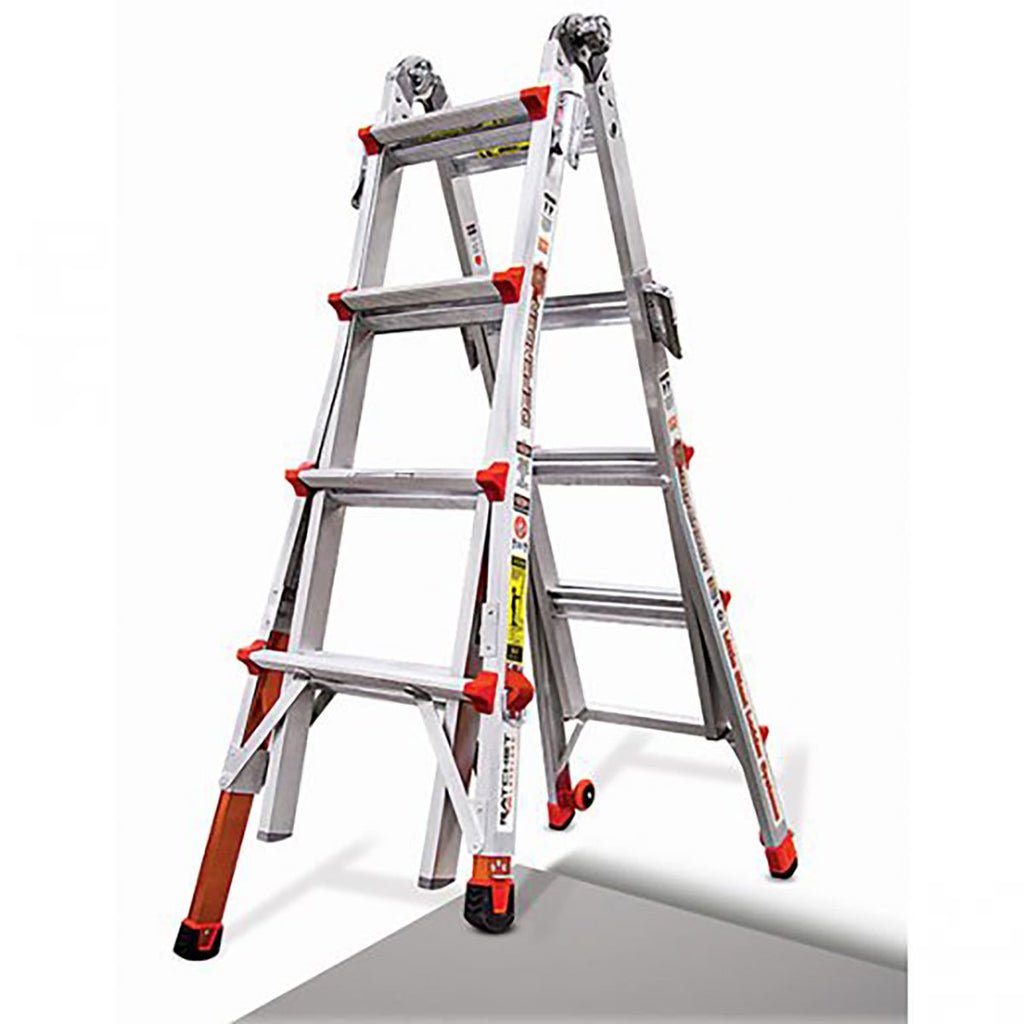 Little Giant Ladder Systems Defender Firefighter Ladder The Firefighting Depot