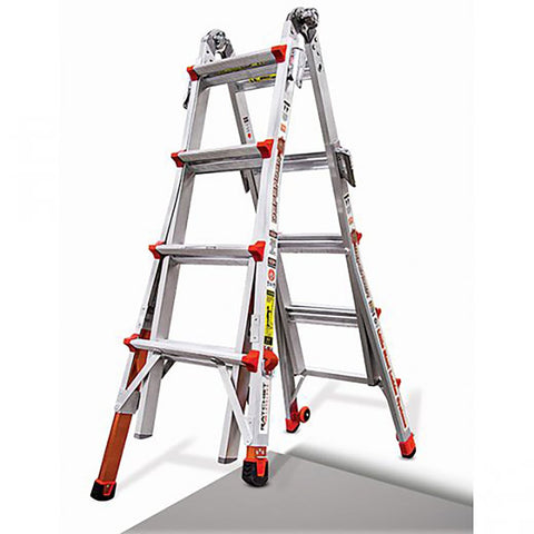 Little Giant Ladder Systems: DEFENDER FIREFIGHTER LADDER