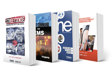 Fire Books Engineering: EMS Bundle