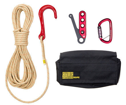 Sterling Rope: F4 SafeTech Escape System with Crosby Hook