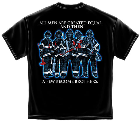 Erazor Bits: Brotherhood Firefighter T-Shirt