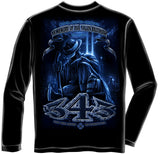 Erazor Bits: Brotherhood Never Forget 343 Long Sleeve T-Shirt