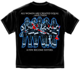 Erazor Bits: Sisterhood Firefighter T-Shirt