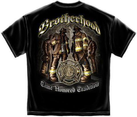Erazor Bits: Time Honor Tradition Firefighter T-Shirt
