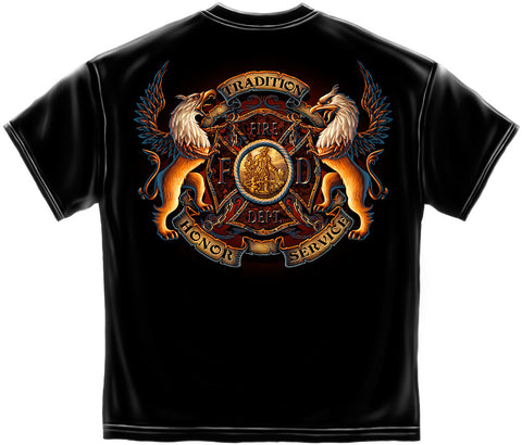 Erazor Bits: Tradition Honor Service T-Shirt