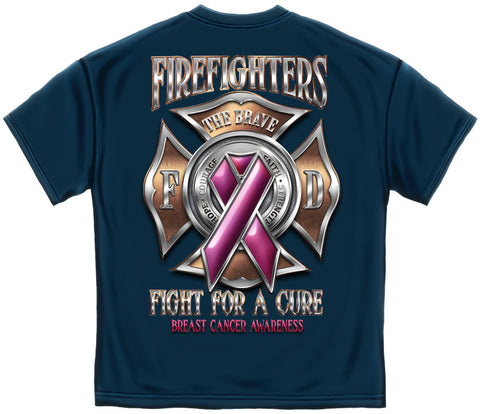 Erazor Bits: Firefighter For the Cure T-Shirt