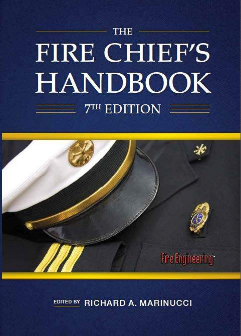 Fire Engineering Books: The Fire Chief's Handbook, 7th Edition