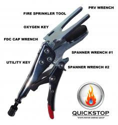 QuickStop: Firefighter Multi Tool
