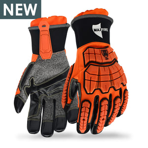 Majestic Fire Apparel: MFA 14 Oil & Water Resistant Gloves