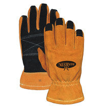 Majestic Fire Apparel: Structural Firefighting Gloves - Gauntlet