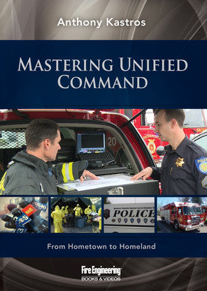 Fire Engineering Books: Mastering Unified Command DVD