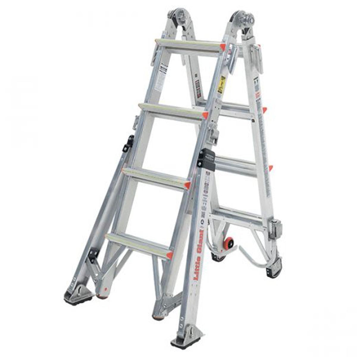 Little Giant Ladders Systems: Overhaul Ladder